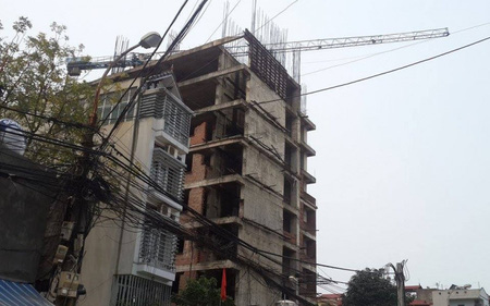 Hà Nội chỉ đạo xử lý triệt để vi phạm đối với các chủ đầu tư của 42 dự án