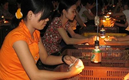 Trứng vịt muối xuất khẩu gặp khó vì phí kiểm dịch tăng