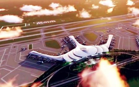"""Sân bay Long Thành: """"Đội giá"""" vì muốn giống hoa sen?"""