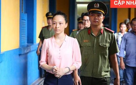 Bị cáo Trương Hồ Phương Nga được tại ngoại
