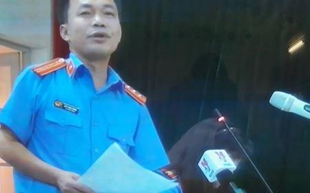 Phiên tòa sáng 24/9: Viện kiểm sát cho rằng Hà Văn Thắm và đồng phạm đã tiếp tay cho tham nhũng