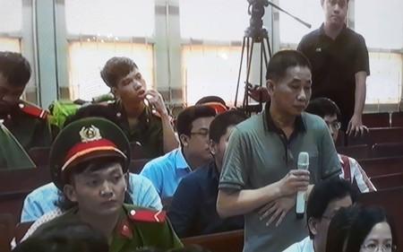 Ông Ninh Văn Quỳnh xin được sớm khắc phục số tiền 20 tỷ đã nhận để hưởng khoan hồng