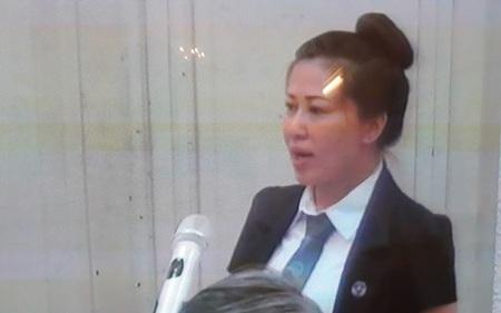 Phiên tòa chiều 23/9: Luật sư bào chữa cho bà Phấn đề nghị Tập đoàn Thiên Thanh trả số tiền 500 tỷ đồng