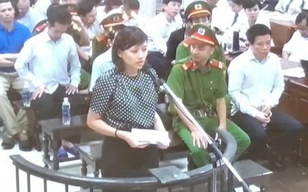 Phiên tòa chiều 20/9: Bị cáo Nguyễn Hoài Nam xin HĐXX trả đúng tội danh