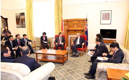 New Zealand mở cửa thị trường cho chôm chôm của Việt Nam