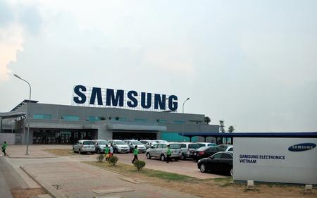 Samsung sẽ được ưu đãi nhiều hơn về thuế tại Việt Nam