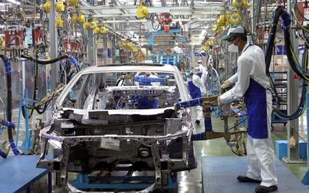 Đề xuất giảm thuế nhập khẩu linh kiện ô tô từ năm 2018 – 2022
