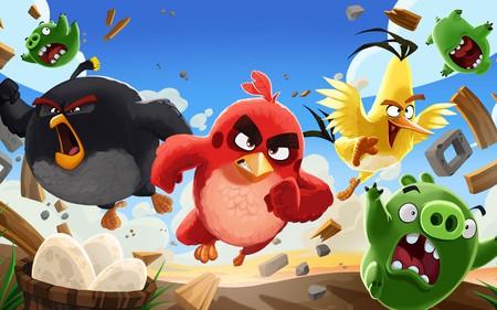 Angry Birds – từ trò chơi điện tử đến đế chế tỉ đô