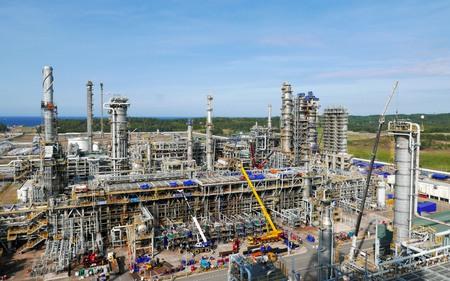Lọc dầu Dung Quất vận hành sớm tăng nộp ngân sách trên 300 tỉ đồng