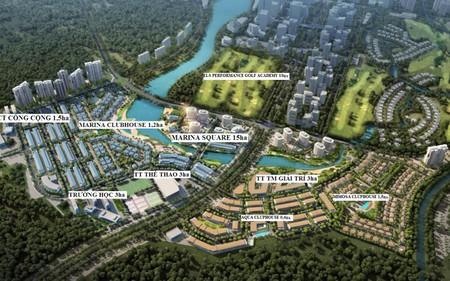 Nhà phố ở Ecopark tăng giá gấp đôi sau 2 năm mở bán