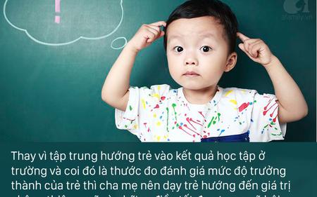 6C - nguyên tắc dạy con sẽ tạo ra những đứa trẻ thành công thực sự