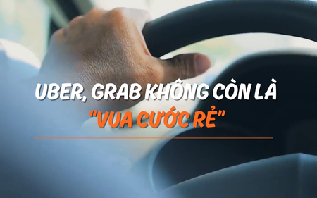 """Ứng dụng đặt xe Việt Nam """"lật ngôi"""" giá rẻ của Uber, Grab trên tuyến sân bay"""