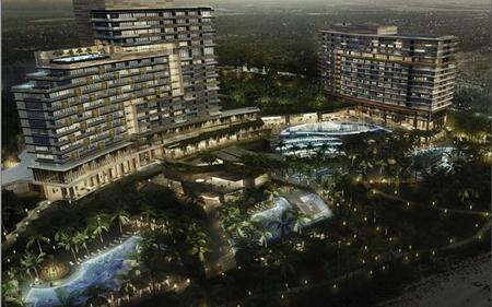 Coteccons khởi công siêu dự án Casino Hội An với trị giá gần 7.000 tỷ đồng