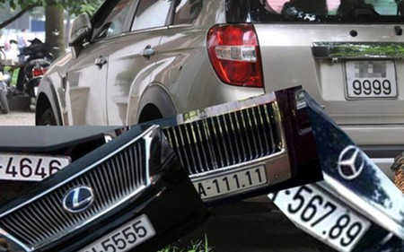 Đấu giá công khai biển số xe: Vì sao cần làm sớm?