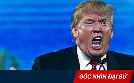 """Lưỡng đảng Mỹ đồng lòng """"phong tỏa"""" Tổng thống, ông Trump bị dồn vào chân tường"""