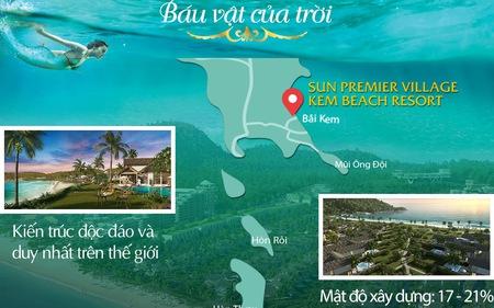 Vì sao Sun Premier Village Kem Beach Resort ngày càng hút giới đầu tư?