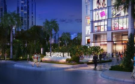 Chốt hợp đồng liên tục trong dịp khai trương căn hộ mẫu Bidhomes The Garden Hill