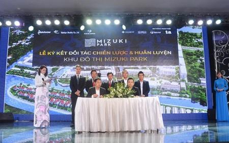 """Tập đoàn SeaHoldings hứa hẹn """"cán cột mốc 2500 căn hộ"""" tại dự án thứ 7 Mizuki Park"""