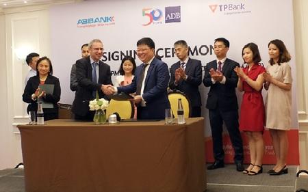 Thêm 45 triệu USD hạn mức bảo lãnh tài trợ thương mại từ ADB cho TPBank