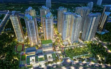 TNR Goldmark City - Căn hộ đáng sống tại phía Tây Hà Nội