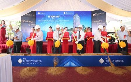 Xây dựng cao ốc 41 tầng tại thành phố biển Quy Nhơn