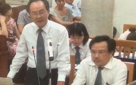 Phiên tòa sáng 23/9: Luật sư nói không có căn cứ để Nguyễn Xuân Sơn phạm tội Tham ô và Lạm dụng chức vụ