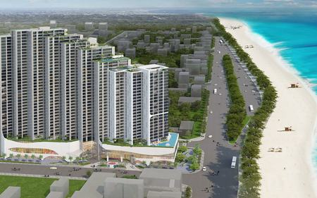 Thêm dự án căn hộ condotel gia nhập thị trường bất động sản Nha Trang