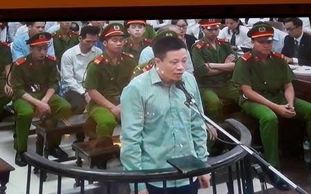Phiên tòa chiều 19/9: Hà Văn Thắm xin nhận mức cao nhất của tội Cố ý làm trái và xin tha cho đồng nghiệp