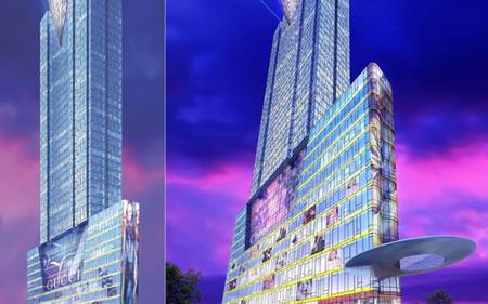 """SJC Tower: """"Đứa con chung"""" của HFIC và Vạn Thịnh Phát lỗ hơn 200 tỷ sau 10 năm bất động"""