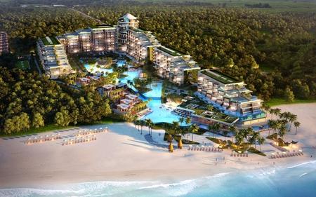 Sun Group và DIC Corp hợp tác đầu dự án Dự án khu đô thị An Thới (Phú Quốc)