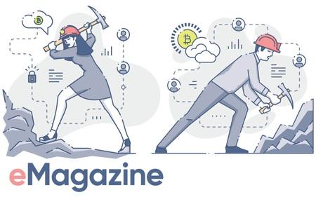 """Hai mặt của đồng bitcoin và câu chuyện đằng sau cơn sốt """"điên rồ"""" trên thị trường tài chính hiện nay"""
