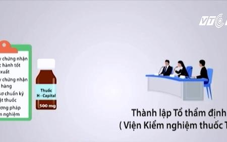 Vì sao lô thuốc giả có thể qua mặt cơ quan chức năng vào Việt Nam?