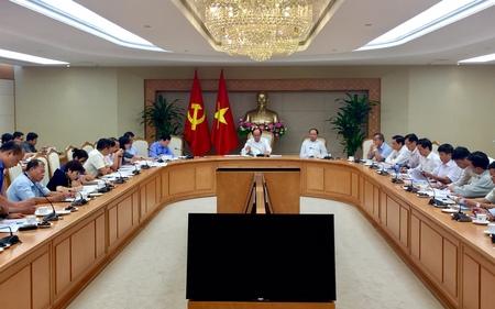 Chậm giải ngân: 13 Bộ trưởng, Chủ tịch tỉnh bị Thủ tướng phê bình