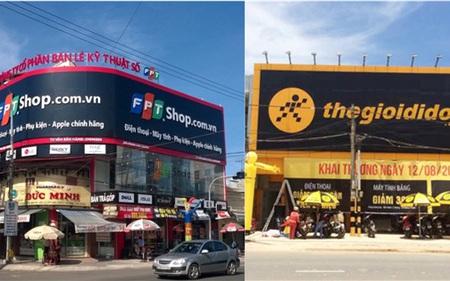 Bán lẻ Việt Nam: Thế Giới Di Động doanh thu cao nhất, FPT Shop hiệu quả nhất