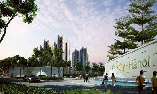 Kết quả hình ảnh cho khu đô thị park city