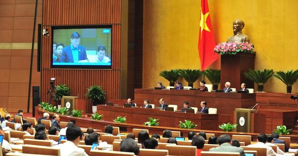Quốc hội thảo luận KT-XH và ngân sách nhà nước
