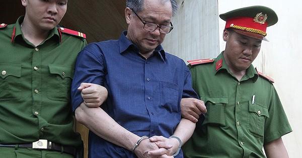 Vụ bà Phấn: Tòa bác kháng cáo quá hạn của Phạm Công Danh