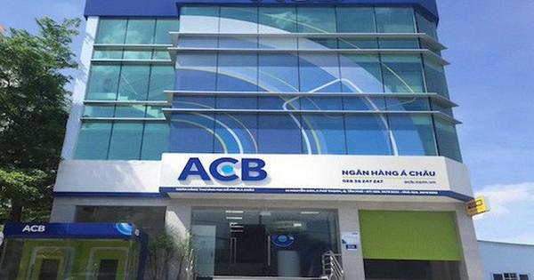 ACB lãi trước thuế hơn 4.776 tỷ đồng trong 9 tháng đầu năm, gấp 2,5 lần cùng kỳ