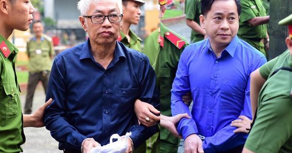 Cựu TGĐ DongABank Trần Phương Bình kháng cáo kiến nghị xem xét lại số tiền phải bồi thường cho ngân hàng