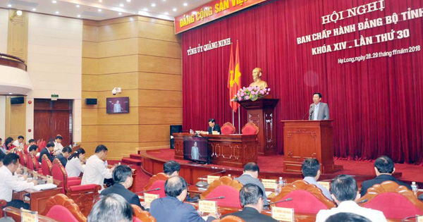 7 nhân sự mới tham gia Ban Chấp hành Đảng bộ tỉnh Quảng Ninh - Cafef.vn