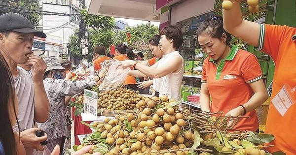 Hẫng hụt xuất khẩu rau quả