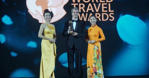 Tập đoàn FLC nhận cú đúp giải thưởng Du lịch thế giới