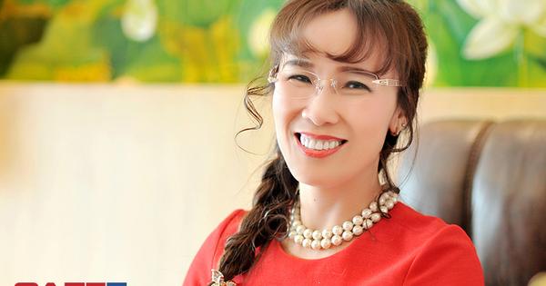 Tỷ phú Nguyễn Thị Phương Thảo:
