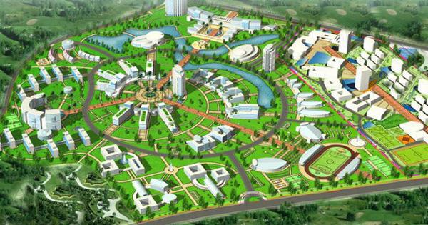 Tập đoàn Amata (Thái Lan) muốn xây khu đô thị thông minh hơn 1.000ha tại Long Thành