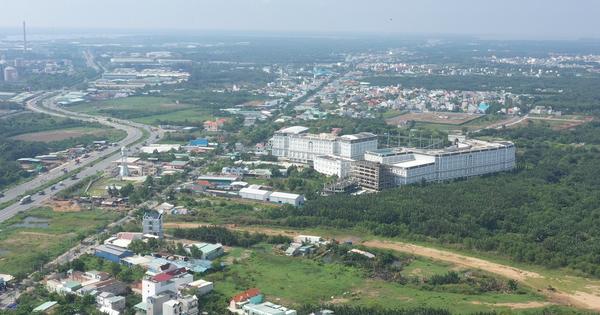 Tuyến cao tốc lớn nhất khu Nam TPHCM gần về đích, nhà đất đang thiết lập mặt bằng giá bán mới