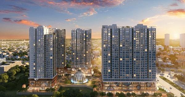 Hàng loạt dự án bất động sản vào