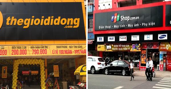 Sự đối lập của 2 cổ phiếu bán lẻ hàng đầu Việt Nam: MWG liên tục vượt đỉnh, FRT vẫn miệt mài dò đáy