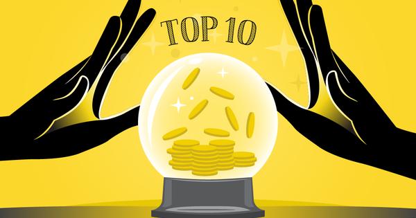 10 cổ phiếu tăng/giảm mạnh nhất tuần: TTB lại 'nằm' sàn liên tiếp