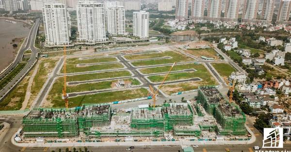 Doanh nghiệp địa ốc ''kêu'' khó về thủ tục cấp phép đầu tư dự án mới