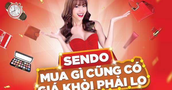 """Chiến lược sản phẩm """"kiềng ba chân"""" của Sendo """"bao sân"""" thương mại điện tử Việt"""